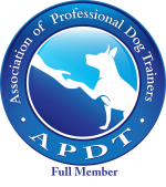 Association of Pet Dog Trainers Full Member Logo